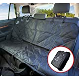 PetChoice® - Dog Seat Cover+Storage Bag - Ideal Pet Car Seat Cover for Protecting your Car Seat and Keeping your Dog or Cat Comfortable - Easy to Install - Quilted Non-Slip Design - Machine Washable