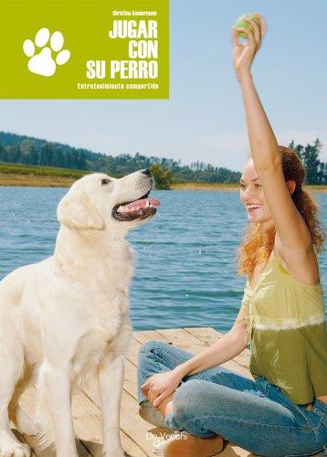 Jugar con su perro (Animales)