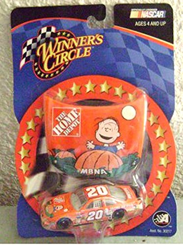 Winner's Circle Tony Stewart #20 Home Depot/Peanuts Grand Prix with Hood
