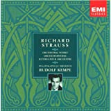 Richard Strauss: Orchesterwerkevon &#34;Rudolf Kempe&#34;