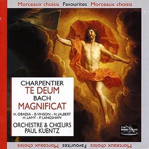 Te Deum/Magnificat (Obadia, Vinson, Orchestre Paul Kuentz)