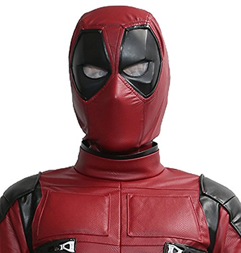 [XCOSER Deadpool Helmet Mask Movie Full Head Cosplay PU soft resin For Halloween] (Female Centaur Costume)