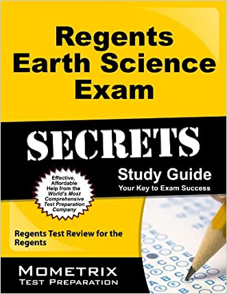 Regents Earth Science Exam Secrets Study Guide: Regents Test Review for the Regents (Mometrix Secrets Study Guides)