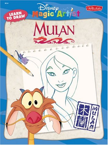 How to Draw Disney's Mulan (How to Draw Series)