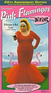 Pink Flamingos (25th Anniversary Edition) [VHS]