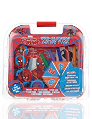 Marvel the Amazing Spider-Man Web-Slinging Action Pack Toy