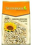 Seeberger Sonnenblumenkerne, 5er Pack (5 x 1000 g Beutel)