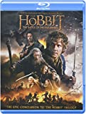 The Hobbit: The Battle of the Five Armies (Blu-ray + DVD + Downloadable Digital HD UltraViolet Code)