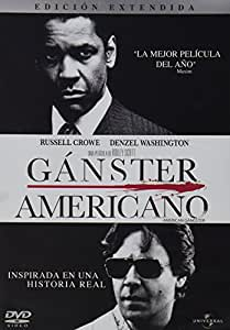 Gangster Americano (American Gangster) Extended Edition [NTSC/REGION 1 & 4 DVD. Import-Latin-America]