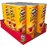 Pringles Crisps Classic Paprika 190g (pack of 18)