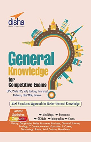 General Knowledge for Competitive Exams - UPSC/ State PCS/ SSC/ Banking/ Insurance/...