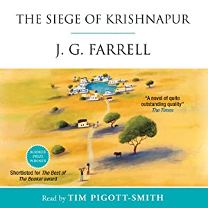 The Siege of Krishnapur Hörbuch