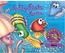 Jellyfish Jam - VeggieTales Mission Possible Adventure Series #2: Personalized for Blaze by Cindy Kenney and Doug Peterson