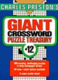 Charles preston's giant crossword treasury #12 charles prest (0399519661) by Preston, Charles