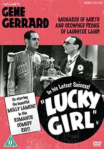 Lucky Girl [DVD] [Edizione: Regno Unito]