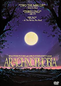 Arachnophobia from Hollywood Pictures Home Entertainment