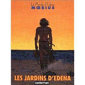 Moebius - Le Monde d'Edena 1 à 5 et HS