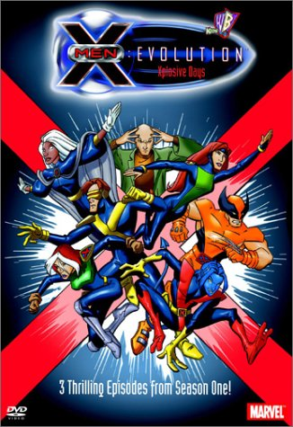 X-Men Evolution: Xplosive Days [DVD] [Region 1] [US Import] [NTSC]
