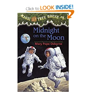 Midnight on the Moon (Magic Tree House, No. 8) by Mary Pope Osborne and Sal Murdocca