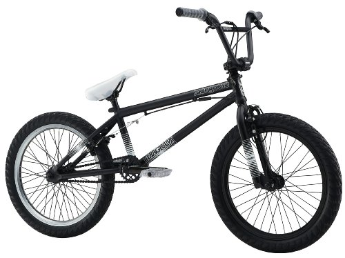 Mongoose Diagram BMX Freestyle Bike - 20-Inch Wheels