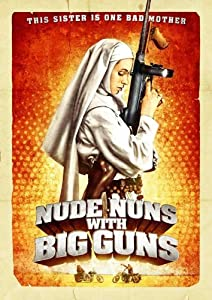 Nude Nuns with Big Guns Poster Movie 11 x 17 Inches - 28cm x 44cm Colin Farrell Q'orianka Kilcher Christopher Plummer Christian Bale August Schellenberg Wes Studi David Thewlis
