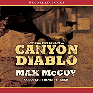 Canyon Diablo Audiobook