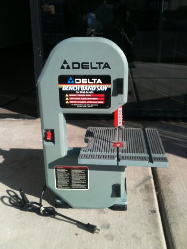 Delta 28 185 8 Inch Bench Band Saw Pictures