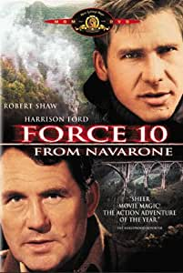 Force 10 from Navarone [Import USA Zone 1]