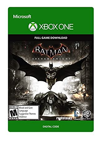 Batman: Arkham Knight - Xbox One [Digital Code]