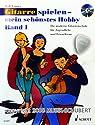 Gitarrespielen mein schönstes Hobby (+CD) und Plektrum. Die moderne Gitarrenschule für Jugendliche und Erwachsene mit zahlreichen bekannten Spielstücken (Ringeinband) von Rolf Tönnes (Noten/Sheetmusic)