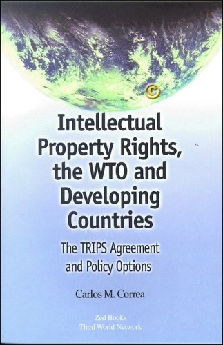 Image for Intellectual Property Rights, the WTO and Developing Countries: The TRIPS Agreement and Policy Options