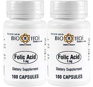 Best folic acid supplement