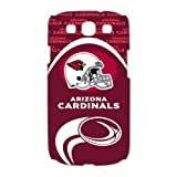 NFL Arizona Cardinals New Design Samsung Galaxy S3 I9300 Hard Cover Case Able to Bear or Endure Look Scratch-resistant at Amazon.com