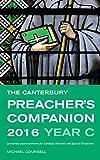 The Canterbury Preacher's Companion 2016