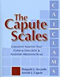 img - for The Capute Scales book / textbook / text book