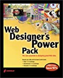Web Designer's Power Pack (1588801683) by Sanders, Bill