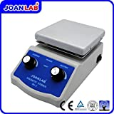 Joanlab's® SH-2 Analog Hot Plate with Integrated Magnetic Stirrer (1 Yr. Warranty)