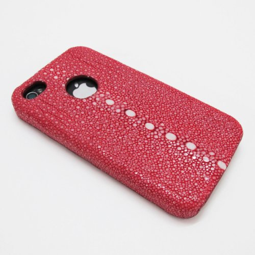 Hit Hot Genuine Stingray Skin Leather (iPhone