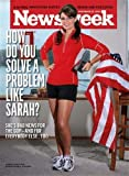 Newsweek : November 23 , 2009 : Palin Cover (How Do You Solve A Problem Like Sarah?)