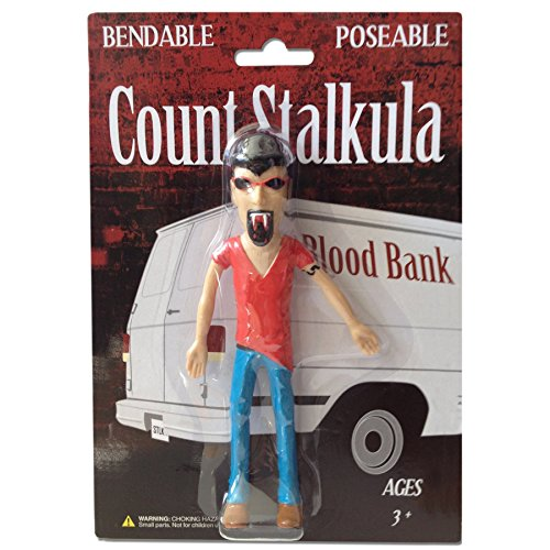 Count Stalkula Vampire Bendable