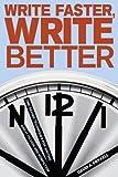Write Faster, Write Better (1582972869) by Fryxell, David