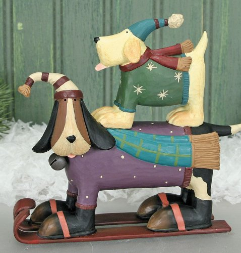 Williraye Studio Two for the Slopes Christmas Decorations (WW2903)