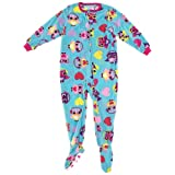 Komar Kids Girls 7-16 Owl MF Blanket Sleep