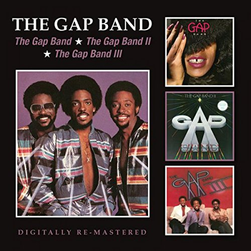 The Gap Band - The Gap Band The Gap Band II The Gap Band III-Remastered-2CD-2015-DDS Download