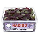 Giant Blackcurrants 120 Tub