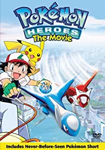Pokemon Heroes: The Movie