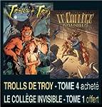 2 BD pour le prix d'1 : Trolls de Tro...