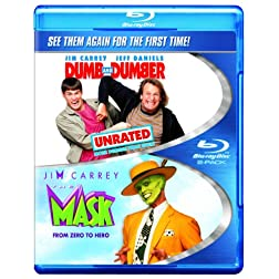 Mask / Dumb & Dumber (Double Feature) [Blu-ray]