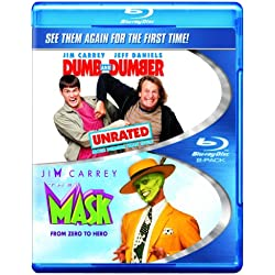 Dumb & Dumber: Unrated / The Mask Double Feature on Blu-ray