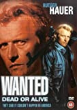 Wanted Dead Or Alive [DVD]